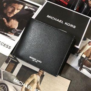 NWT Michael Kors Men's Wallet